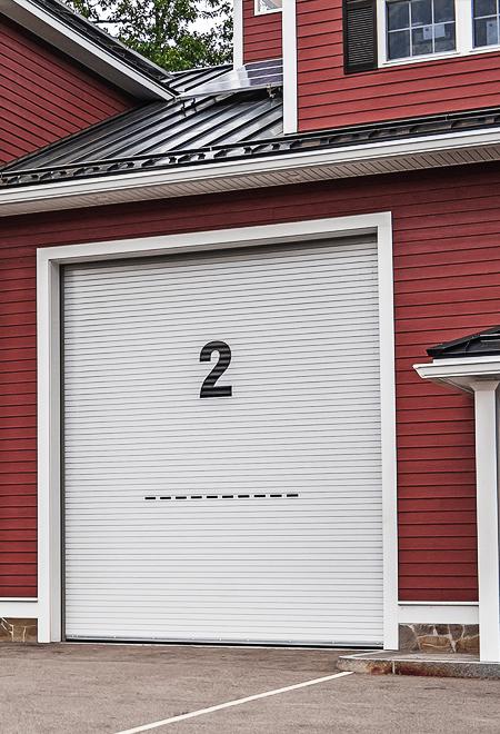 Dayton Commercial Garage Doors